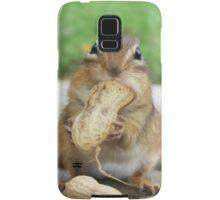 "Say ""Cheese"" (or Peanuts) Samsung Galaxy Case/Skin"