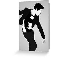 Darren Criss Dancing! Greeting Card