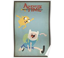 The Adventures Poster Poster