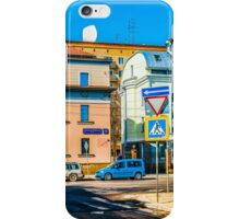 Transport And Communications iPhone Case/Skin