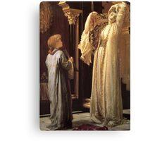 Leighton-Light of the Harem-c. 1880 Canvas Print