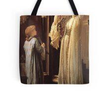 Leighton-Light of the Harem-c. 1880 Tote Bag