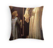 Leighton-Light of the Harem-c. 1880 Throw Pillow