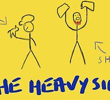 The Heavy Sigh Podcast by richardwad