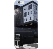Blue Cubes - Exceutive Academy Nomad Wu Campus Vienna iPhone Case/Skin