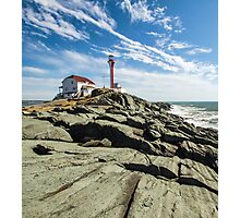 Cape Forchu Spring 2014 Photographic Print