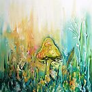 mushroom. yes. by cristina