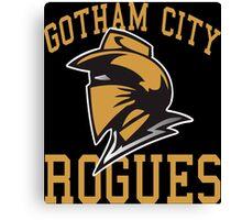 Gotham City Rogues Canvas Print