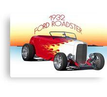 1932 Ford 'HiBoy' Roadster II Metal Print