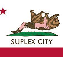 Suplex City by worldbeast