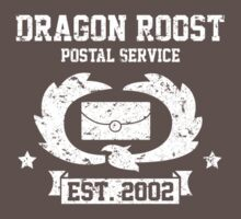 Dragon Roost Island Mail Kids Clothes