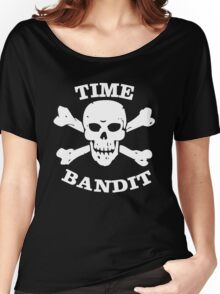 Time Bandit Women's Relaxed Fit T-Shirt