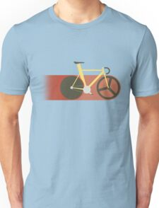 Red Track Unisex T-Shirt