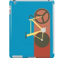 Red Track iPad Case/Skin