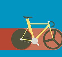Red Track by Jamie Harrington