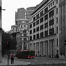 London Bus by marcovw