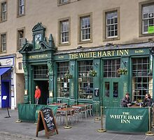 The White Hart Inn by Tom Gomez