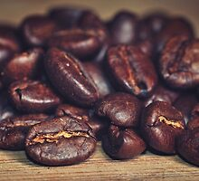 Coffee beans by MartinCapek