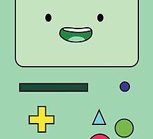BMO Face by laprasthebold