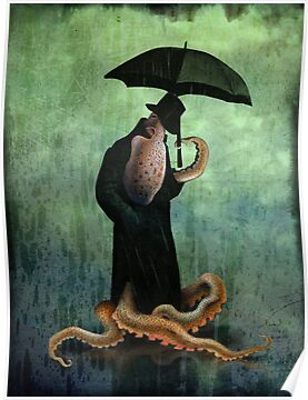 getting wet by Catrin Welz-Stein