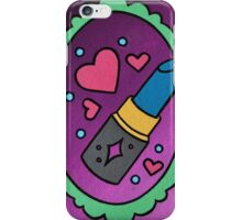 Lippie Stix iPhone Case/Skin