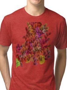 Floral Tri-blend T-Shirt