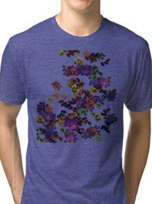 Florals Tri-blend T-Shirt