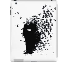 Hitchcock Birds Graffiti  iPad Case/Skin
