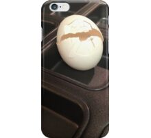 The Bulletproof Egg iPhone Case/Skin