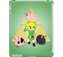 The Wind Waker Pigs iPad Case/Skin