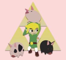 The Wind Waker Pigs Kids Clothes