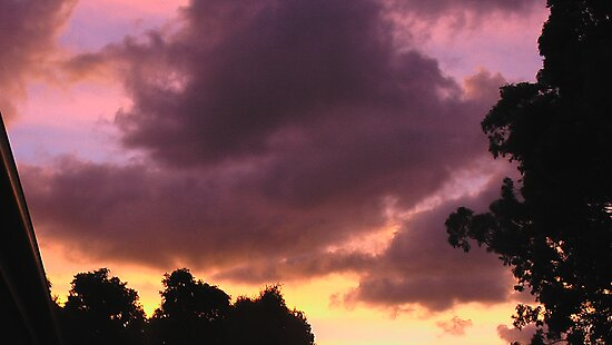 Clouds by thomasberryman