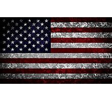 Flag of the United States Photographic Print
