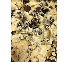 Cookie Dough  Photographic Print
