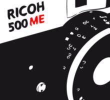 Retro Camera Sticker