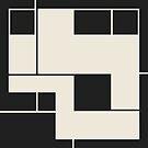 De Stijl / Bauhaus series 2 by Jamie Harrington