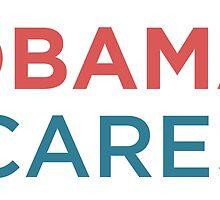 Obama Cares by depresident