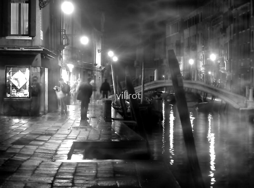 Venezia Notturna IV by villrot