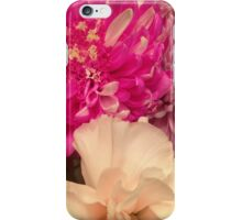Flowers of the Theater  iPhone Case/Skin
