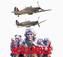 Battle Of Britain Tee Shirt - Scramble Unisex T-Shirt