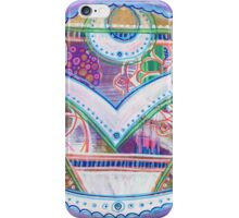 It's Time to MANIFEST: Inner Power Painting iPhone Case/Skin