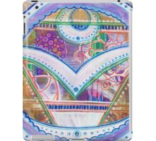 It's Time to MANIFEST: Inner Power Painting iPad Case/Skin
