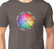 The Autistic Spectrum Unisex T-Shirt