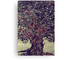 Wicked cool Tree Canvas Print