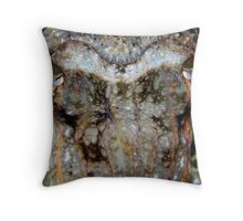 Cuttle Fish up close 2 Throw Pillow