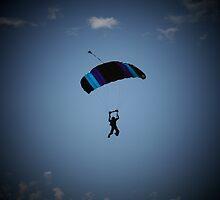 Spotlight on Skydiving by CherylBee