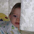 Peek a boo baby by Jamaboop