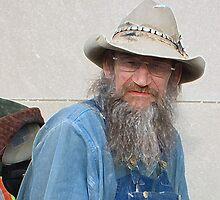 Cowboy Dave by Darlene Virgin