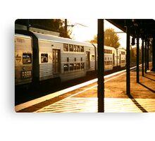 Lewisham Train Canvas Print
