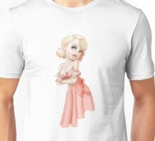 Pink Ribbon Unisex T-Shirt